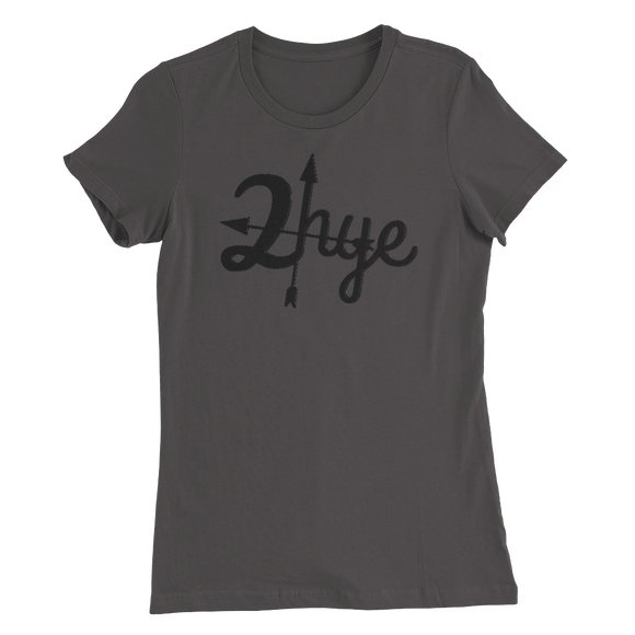 Women's Favorite Tee: 2-Hye 2019