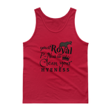 2-hye - Tank Top: Royal Hyeness is Clean - 2-Hye - Tank Top