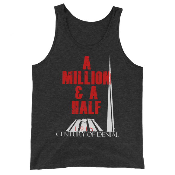 2-hye - Tank Top: A Million and a Half - 2-Hye - Tank Top