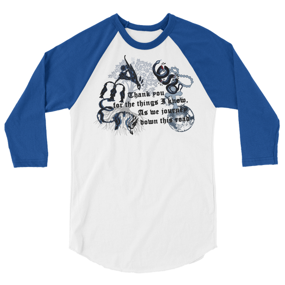 2-hye - Baseball Tee: Hye Demand - 2-Hye - Long-sleeve
