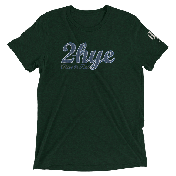 Short sleeve t-shirt: 2-Hye