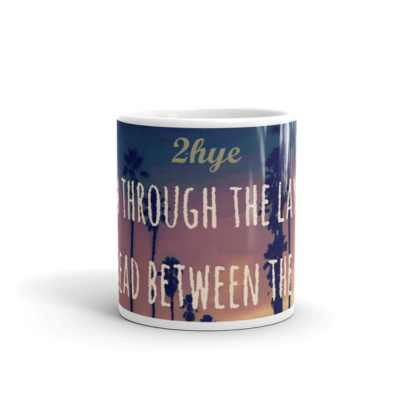 2-hye - The Leader's Mug by 2-Hye - 2-Hye - mug