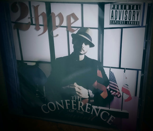 2-hye - The Conference Of the Council (CD Album) - 2-Hye - CD ALBUM