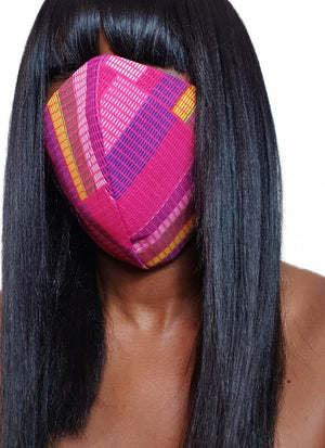 Face Mask Maya Kente