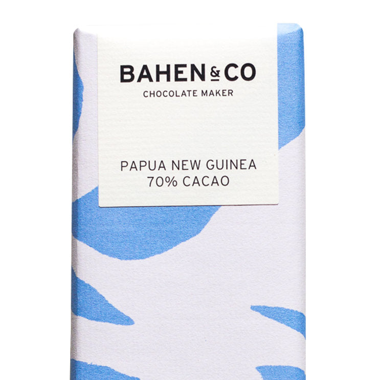 Bahen & Co. Chocolate 70% Cacoa