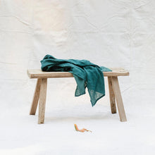 ORGANIC BABY SWADDLE & WRAP - Forest Green