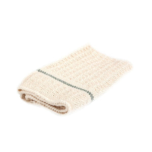 ris Hantverk cream multi-cleaning cloth in cotton. Wash & re-use.