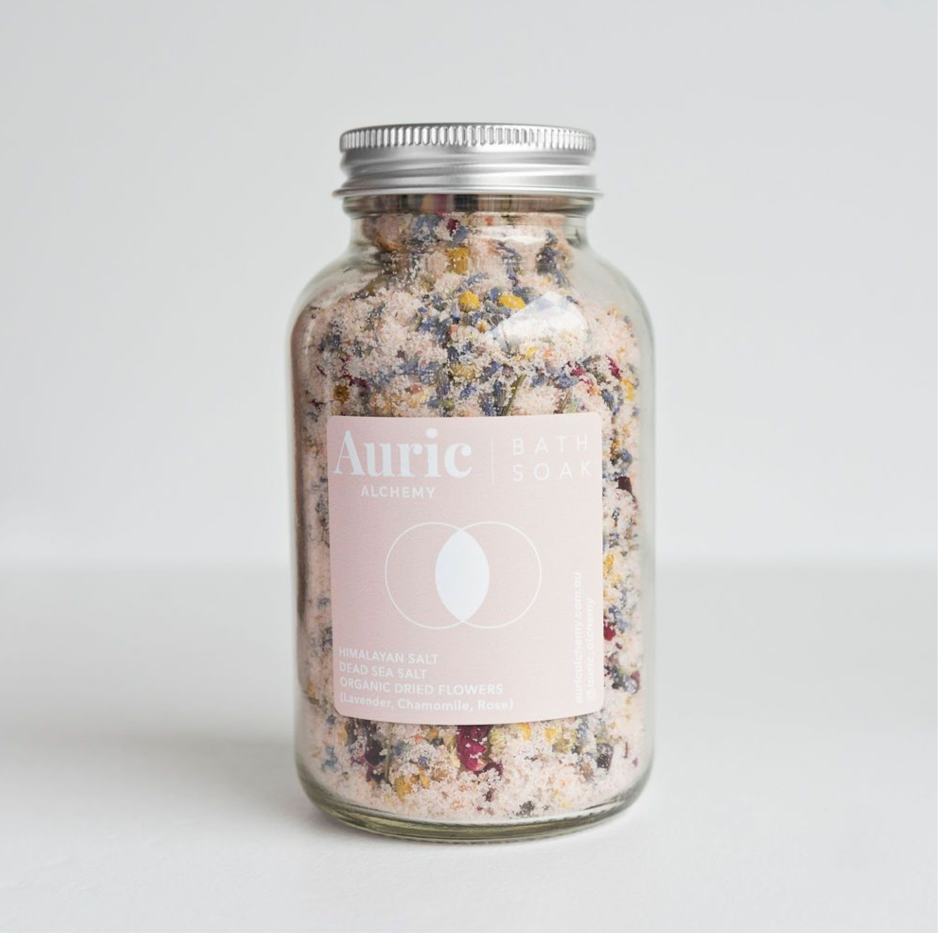 Auric Alchemy Bath Soak (400g)