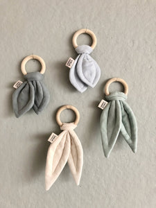 Teething Ring - Pale Pink