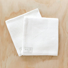 Linen Hand Towel - White