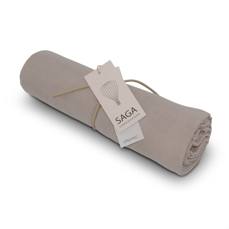 Organic Cotton Swaddle - Dove