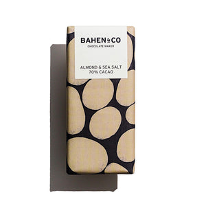 Bahen & Co. Chocolate Almond & Sea Salt