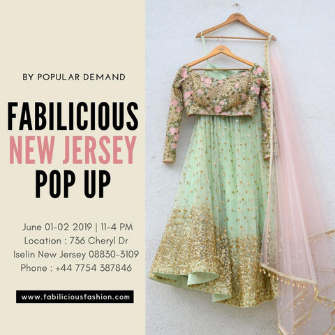 Fabilicious New Jersey Pop Up