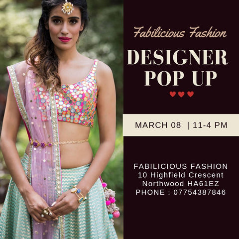 Fabilicious Designer Pop Up