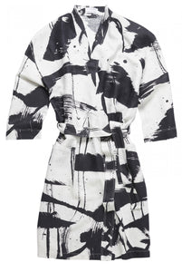 Masini & Chern x Michael Johnson Robe - The Johnson