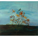 Evening and Passing Wildflowers - Print - John Olsen