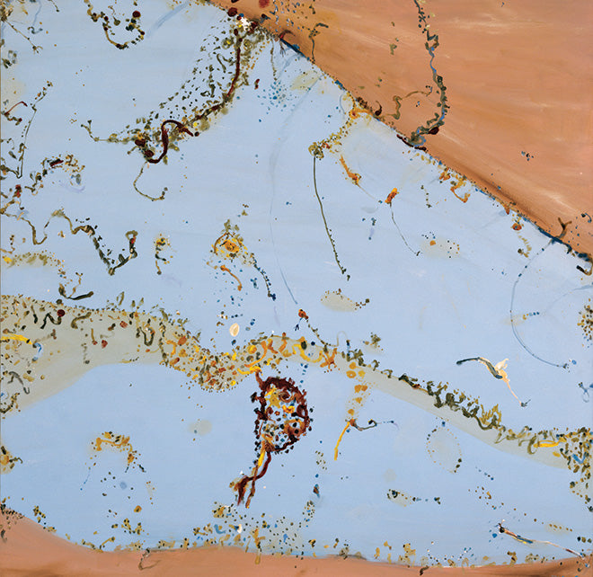 Flooded River Kimberly - Print - John Olsen