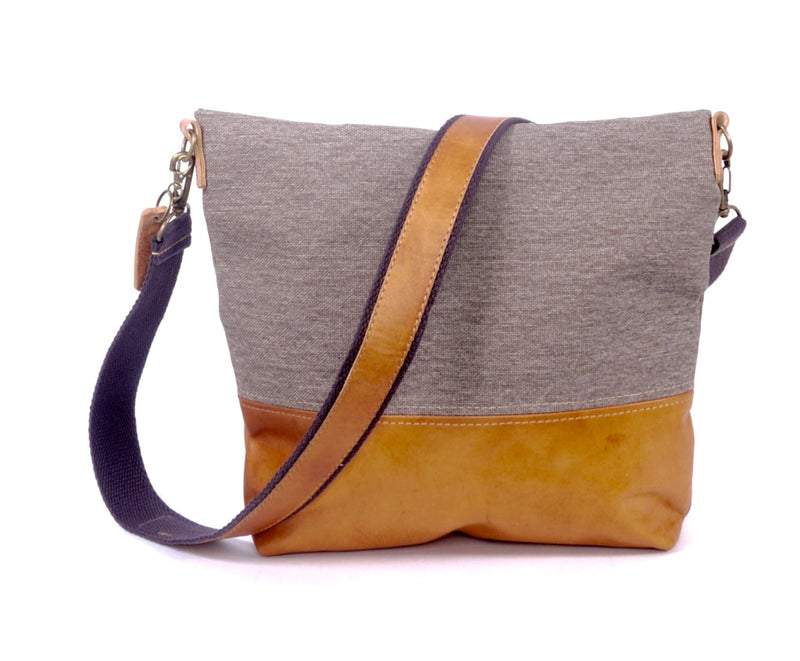 Belgrano Messenger - Grey