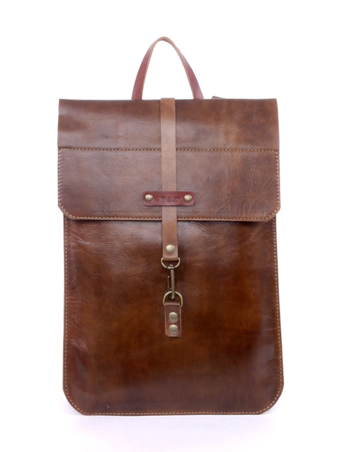 Barracas Backpack - Tobacco