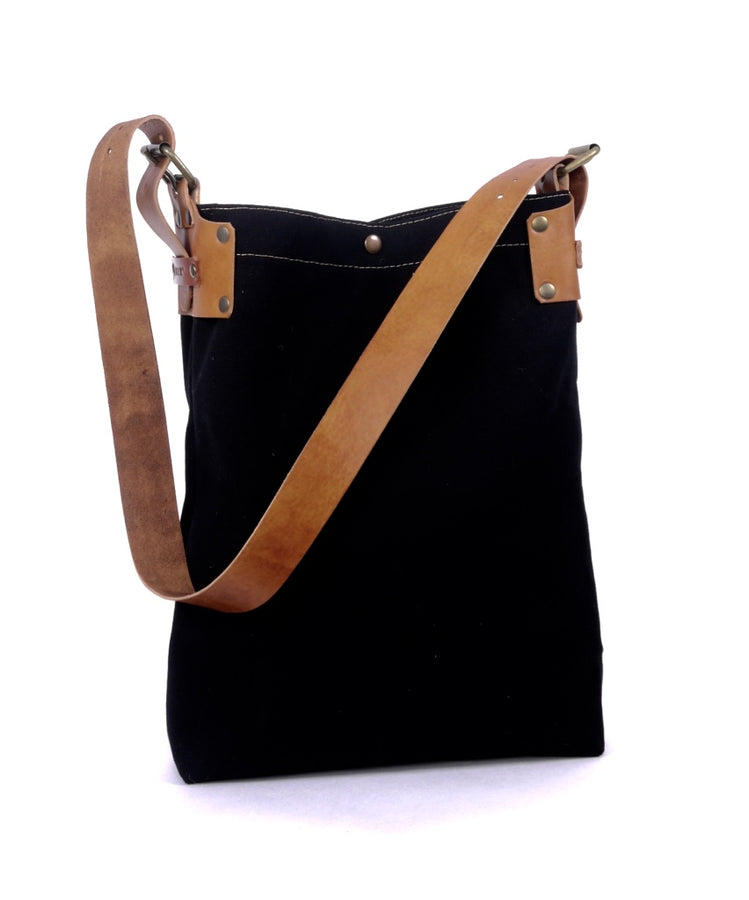 La Boca Satchel - Black