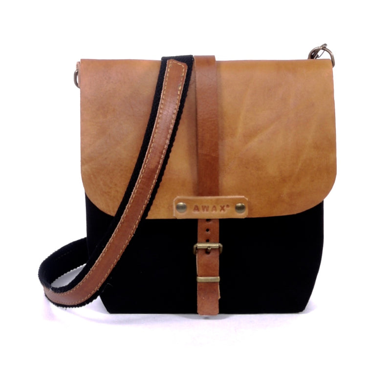 San Nicolas Messenger - Black & Natural
