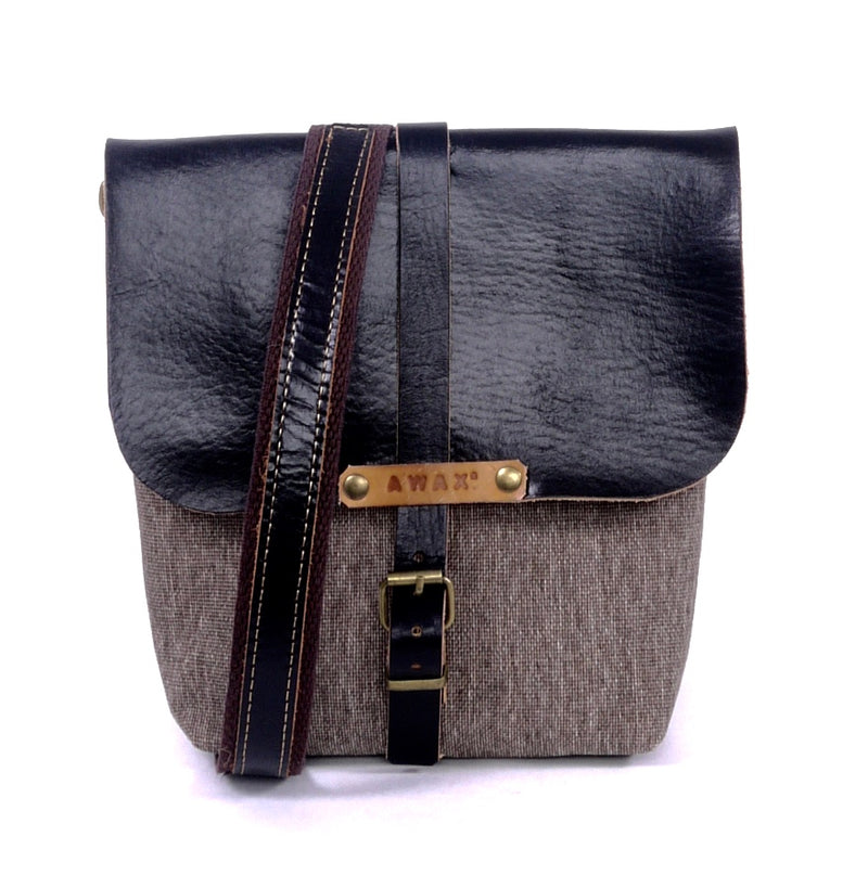 San Nicolas Messenger - Grey & Black
