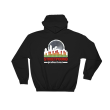 Hooded Sweatshirt (SO XCLUSIVE-black)