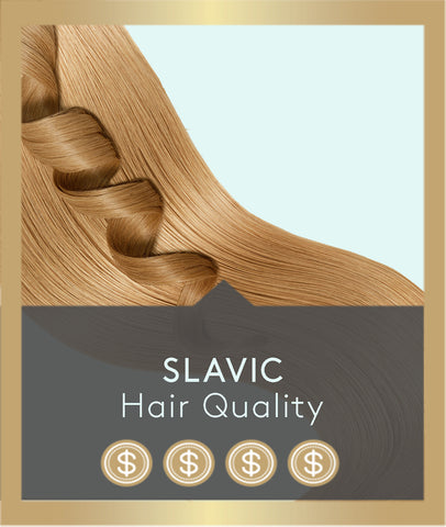Slavic Hair Quality