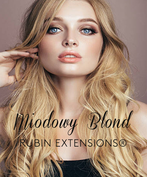 PURE DIAMONDS LINE Miodowy Blond