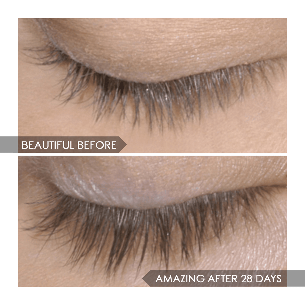 GEN II 4D LASH & BROW GROWTH SERUM STRONGER & FASTER RESULTS with 24K Gold