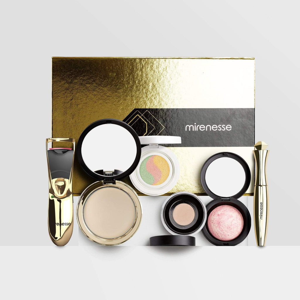 MIRENESSE 6 Pce KIT GOLD EYES ON YOU