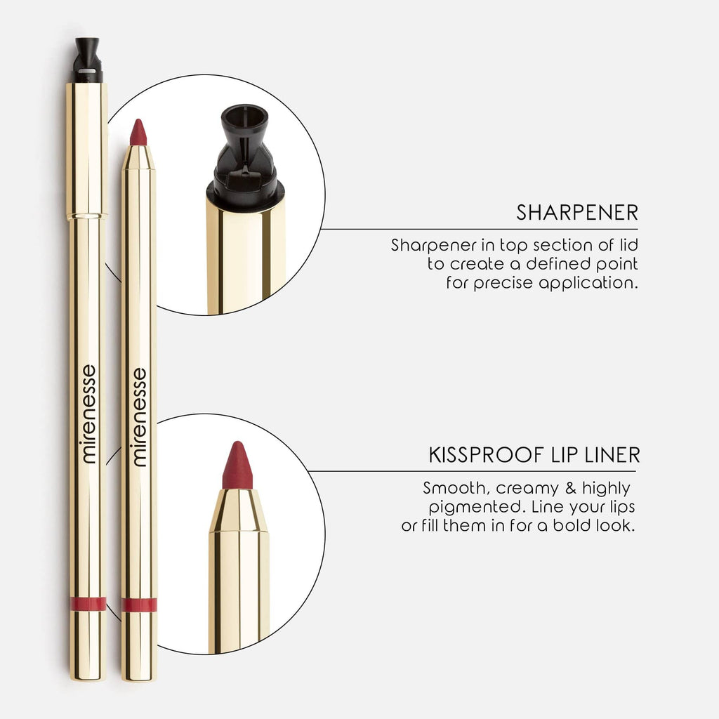 I Want Them All - All Day Kiss Proof Lip Liner 6pce Kit