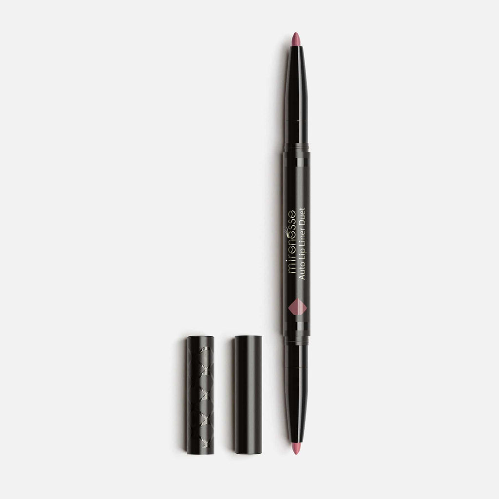 AUTO LIP LINER DUET 8. BARELY NUDE
