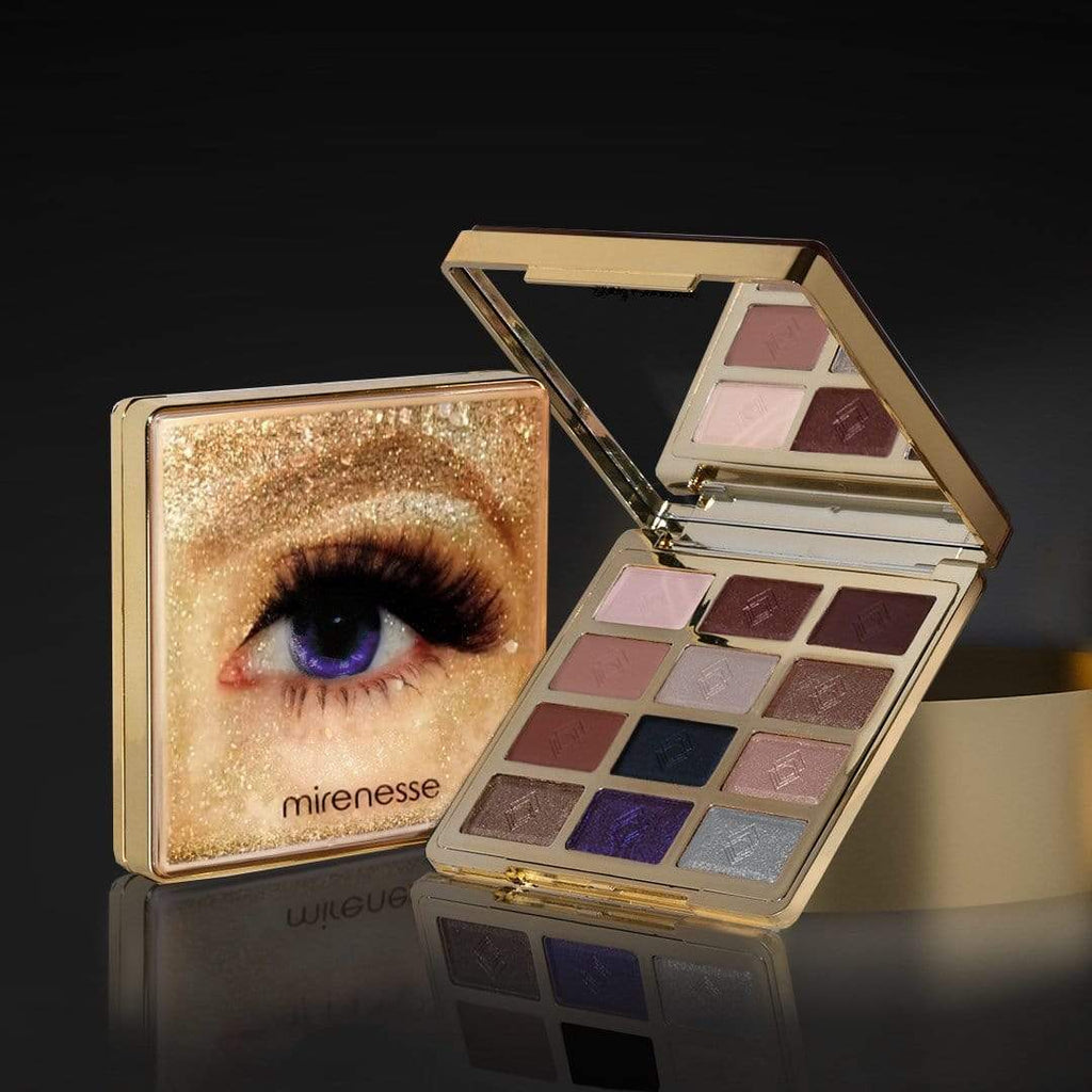 20th Anniversary Solid Gold Palette- Limited Edition 2. Nude Opals