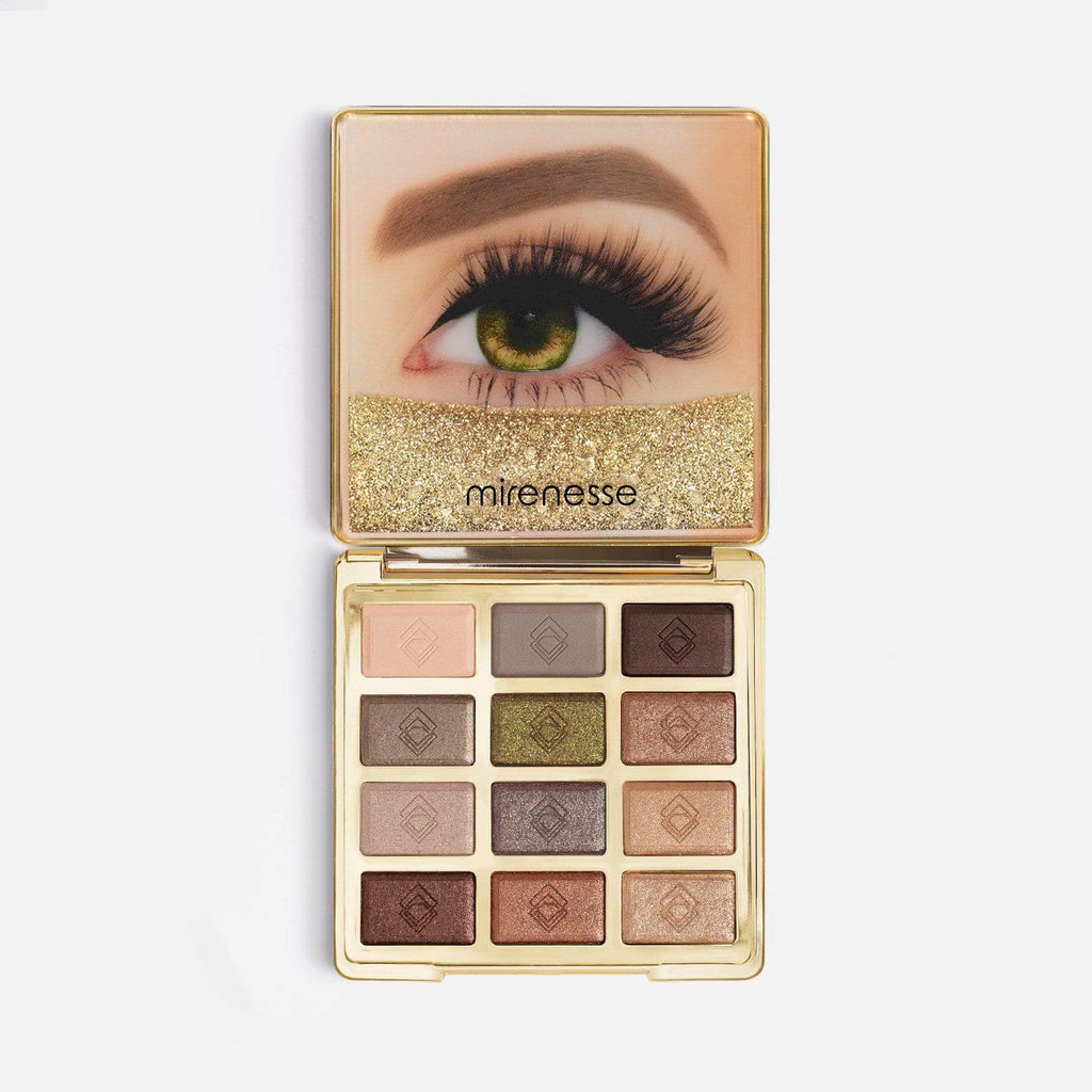 20th Anniversary Eyeshadow Palette 3pce Kit 3. Tiger Eyes
