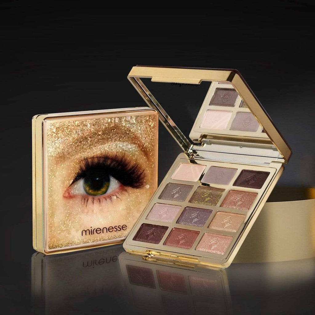 20th Anniversary Solid Gold Palette- Limited Edition 3. Tiger Eyes