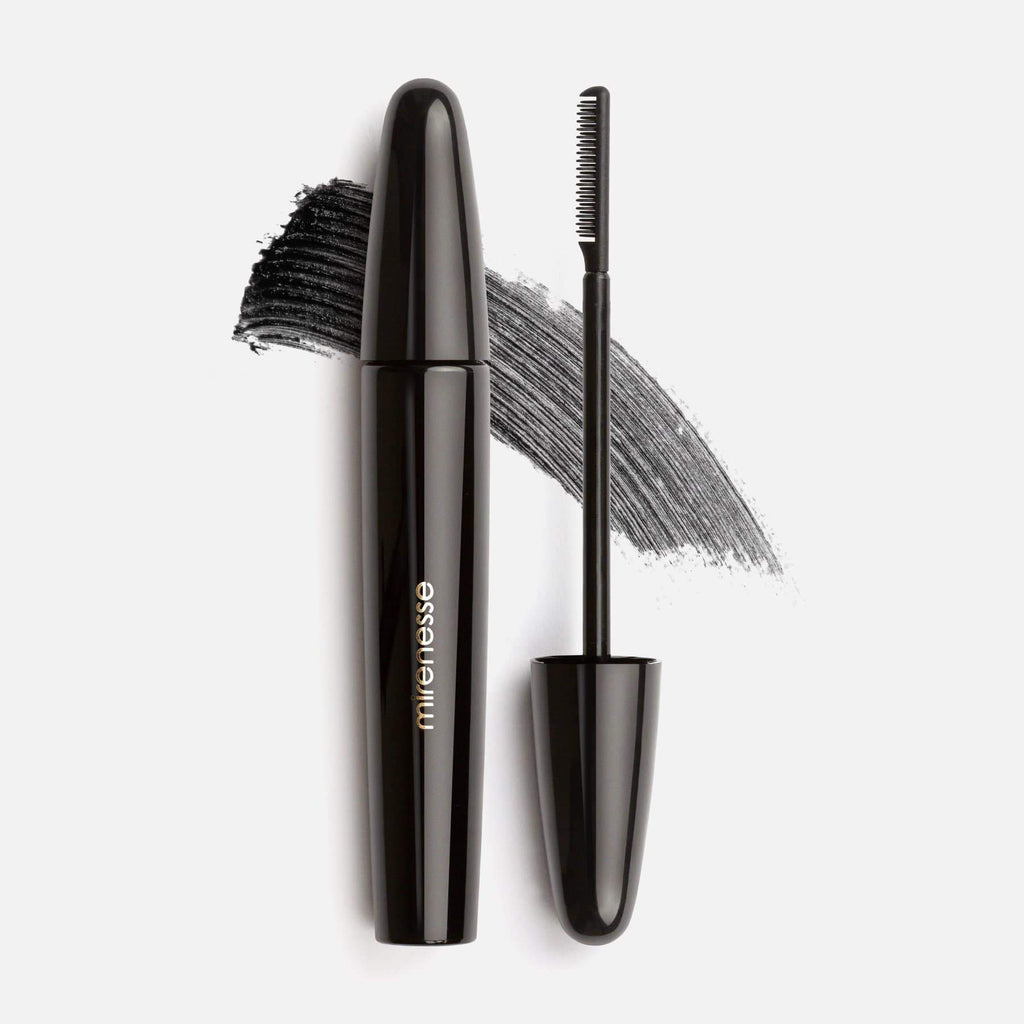 SECRET WEAPON COUGAR MASCARA COMB ON 24HR LIQUID LASHES BLACK VELVET