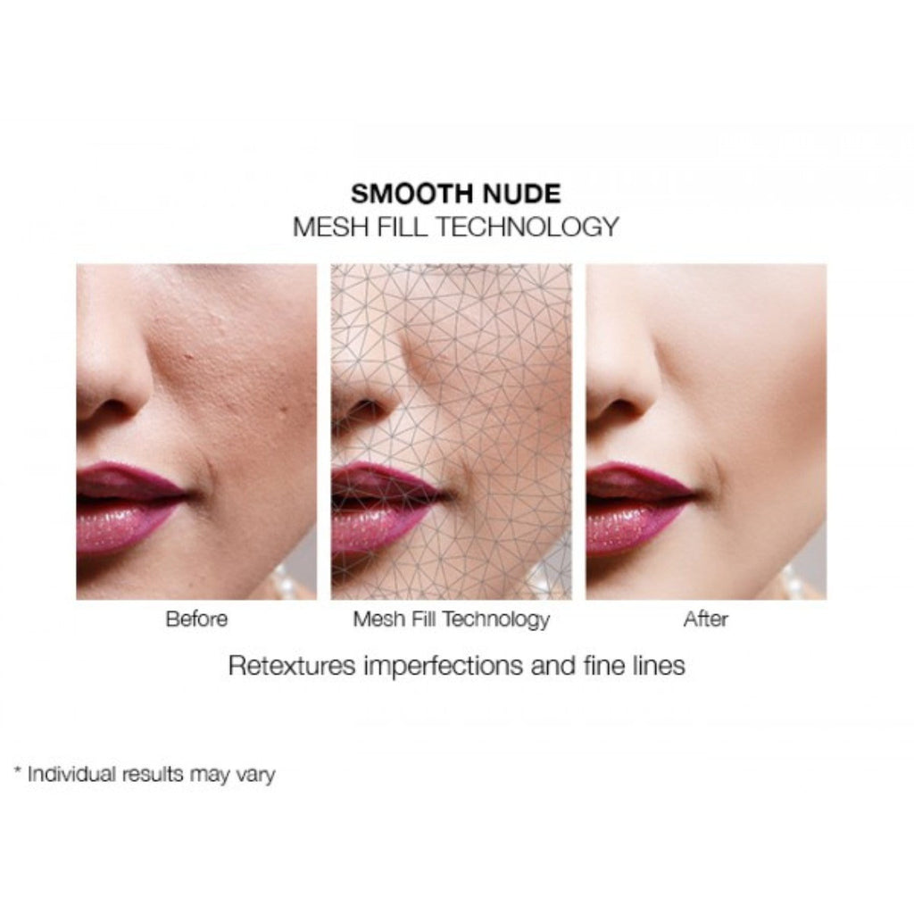 SMOOTH NUDE HIGH COVER MOUSSE FOUNDATION