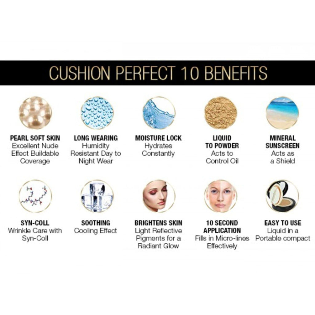 10 COLLAGEN CUSHION COMPACT FOUNDATION