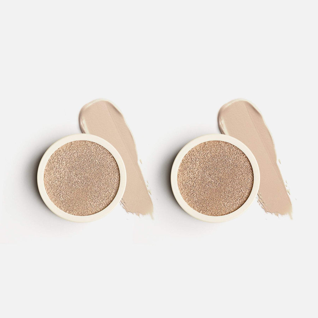 *LIMIT 2* 4PCE STARTER COLLAGEN CUSHION FOUNDATION + BLUSH
