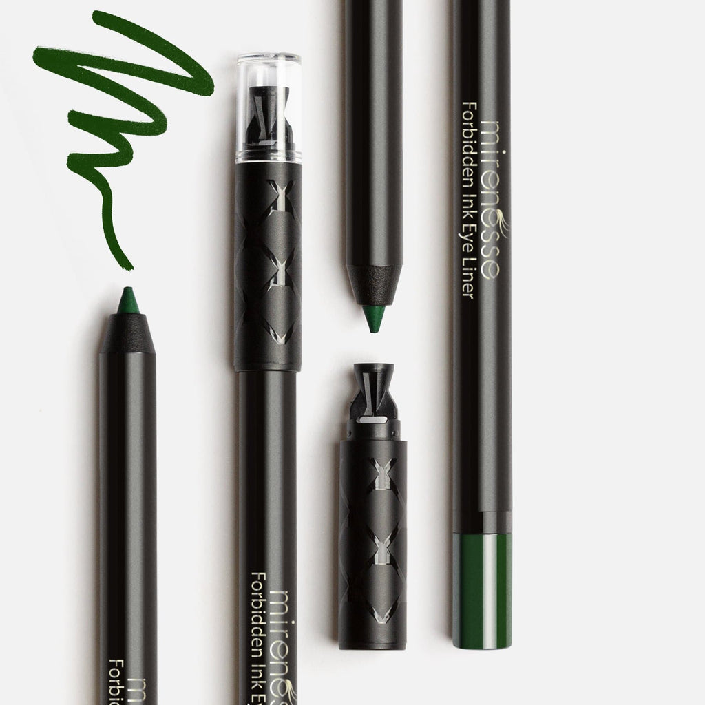FORBIDDEN INK EYELINER 3. ENVY - DARK GREEN