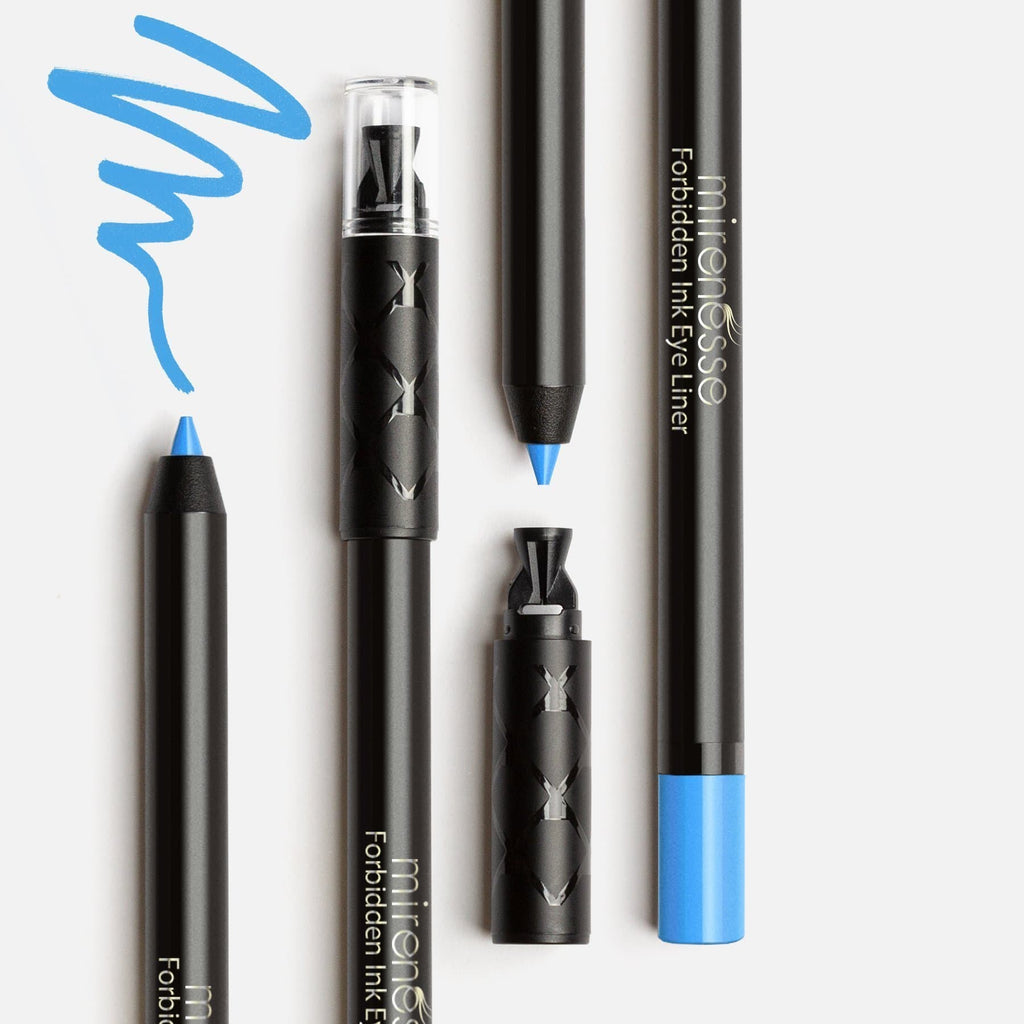 FORBIDDEN INK EYELINER 5. PLEASURE - BLUE