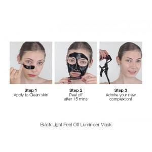 BLACK LIGHT PEEL OFF LUMINISER MASK