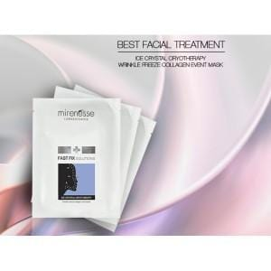 ICE CRYSTAL COLLAGEN CRYOTHERAPY - WRINKLE FREEZE EVENT SHEET MASK