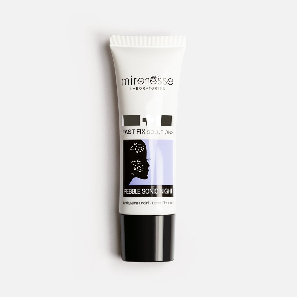 PEBBLE SONIC NIGHT - ANTI-AGEING FACIAL DEEP GEL CLEANSER