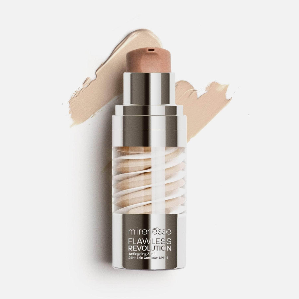 FLAWLESS REVOLUTION 3 IN 1 ANTI-AGEING 24HR SKIN PERFECTOR SPF15