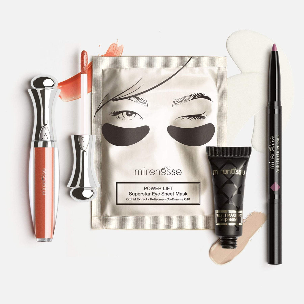 GORGEOUS GLAM 4PCE GIFT SET Valued at $64