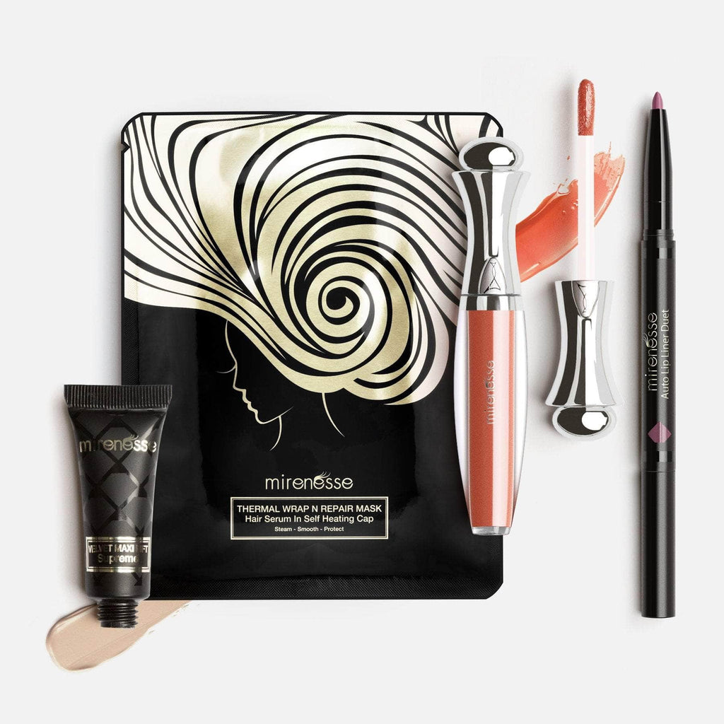 GLOWING BRILLIANCE 4PCE GIFT SET Valued at $65