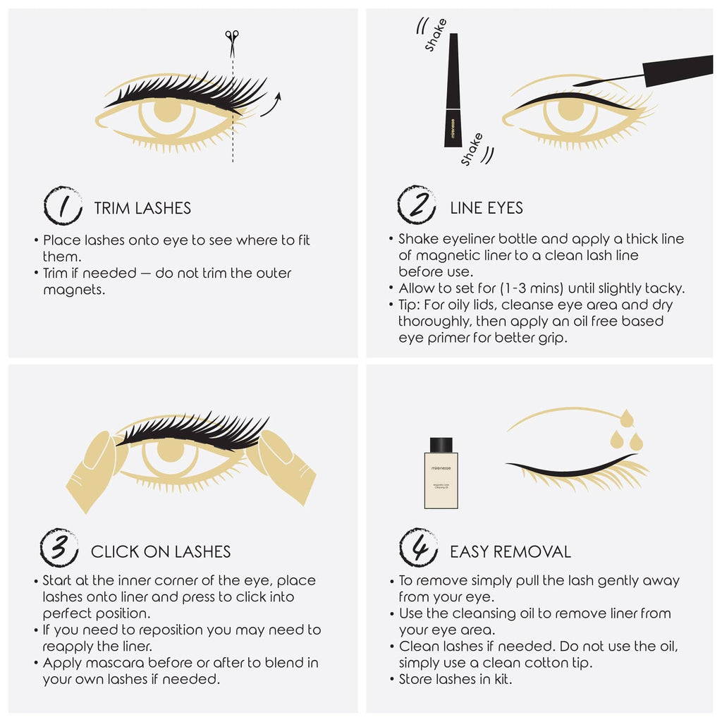 Lash Mania Magnomatic Classic Camilla Must Have Duo