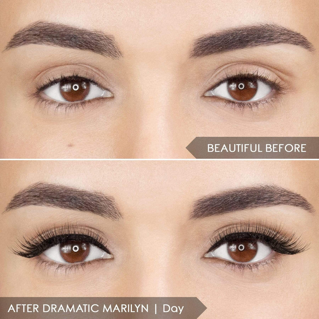 Magnomatic Magnetic Eyeliner + 5D Lashes Day + Night Kit - Long + Volume  Marilyn